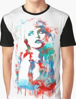 Watercolour Debbie Graphic T-Shirt