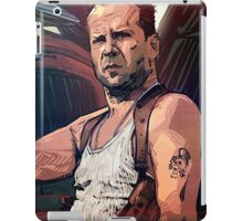 Bruce Willis iPad Case/Skin