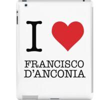 I Heart Francisco D'Anconia iPad Case/Skin