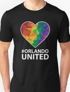 Orlando United - Be Strong Orlando T-shirt Unisex T-Shirt