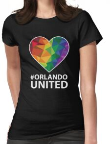 Orlando United - Be Strong Orlando T-shirt Womens Fitted T-Shirt