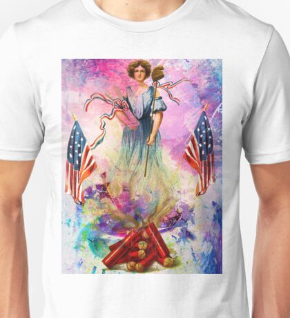 LIBERTY ~ INDEPENDENCE ~ FREEDOM ISN'T FREE Unisex T-Shirt
