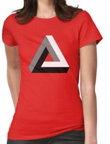 """Penrose Triangle """"Impossible Triangle"""" T-Shirt"""