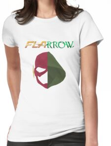 Flarrow Womens Fitted T-Shirt