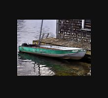 Halifax Mooring - Boatshed Art Unisex T-Shirt