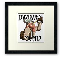 Dwarven Mead Framed Print