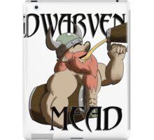 Dwarven Mead iPad Case/Skin