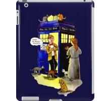 Cat Lady Companion iPad Case/Skin