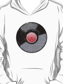 Vinyl Record 2 Worn Well (please see description) T-Shirt