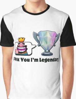 Clash Royale - Legendary Graphic T-Shirt