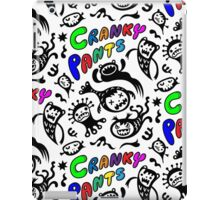 Cranky Pants iPad Case/Skin