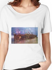 LOST TO THE RAVAGES OF TIME Women's Relaxed Fit T-Shirt