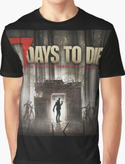 7 Days to Die Graphic T-Shirt