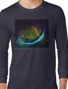 Kakapo Long Sleeve T-Shirt