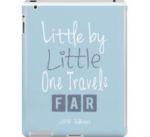 Little By Little iPad Case/Skin