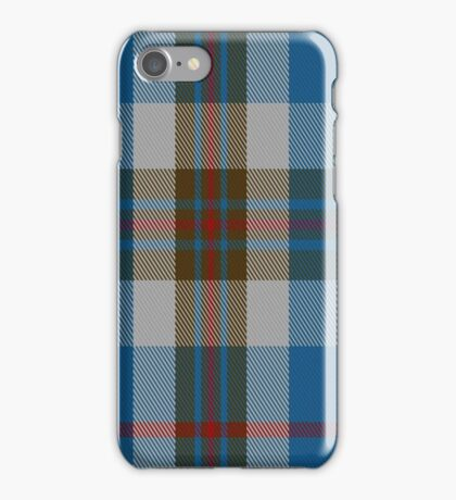 01481 Thompson (Pendleton) Fashion Tartan  iPhone Case/Skin