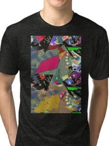 TROPICAL UTOPIA 1 Tri-blend T-Shirt
