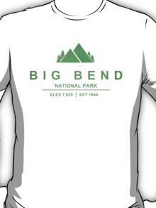 Big Bend National Park, Texas T-Shirt