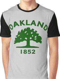 OAKLAND Graphic T-Shirt