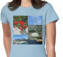 In The Garden Of The Lord Womens Fitted T-Shirt