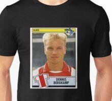 DENNIS BERGKAMP - 1991 Unisex T-Shirt