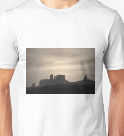 Monument Valley III Toned Unisex T-Shirt