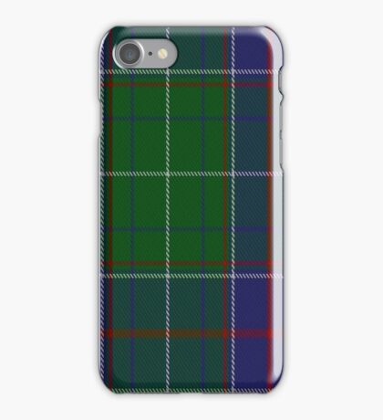 01471 Tennessee State District Tartan iPhone Case/Skin