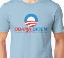Obama-Biden 2016 Presidential Re-Election Campaign Gear Unisex T-Shirt