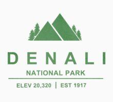 Denali National Park, Alaska by CarbonClothing