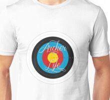 living that archer life Unisex T-Shirt