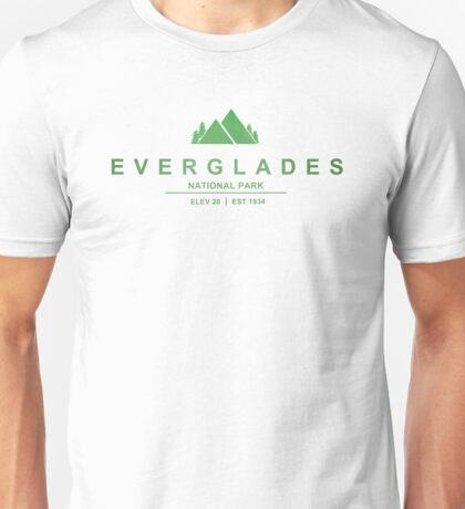 Everglades National Park, Florida Unisex T-Shirt