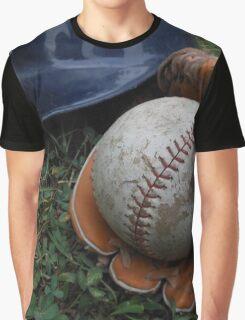 Boston Baseball Graphic T-Shirt