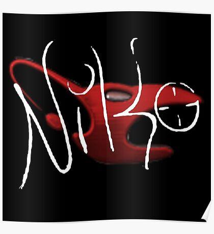 mouz NiKo | CS:GO Pros Poster
