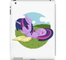 Princess Twilight Sparkle Reading iPad Case/Skin