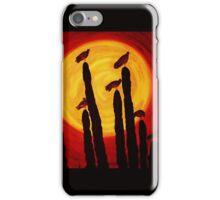 Evening Sun iPhone Case/Skin