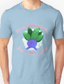 Just a little Oddish Unisex T-Shirt