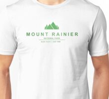 Mount Rainier National Park, Washington Unisex T-Shirt