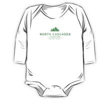 North Cascades National Park, Washington One Piece - Long Sleeve