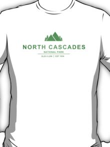 North Cascades National Park, Washington T-Shirt