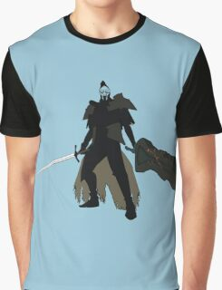MF DOOM Knight Graphic T-Shirt
