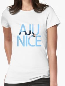 Seventeen - Very (Aju 아주) Nice Womens Fitted T-Shirt