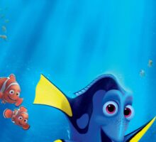finding dory Sticker