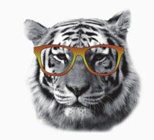 Tiger Glasses T-Shirt