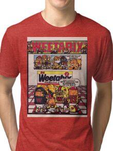 Weetabix advert 2 Tri-blend T-Shirt