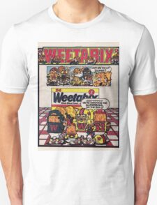 Weetabix advert 2 Unisex T-Shirt