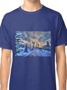 Cariboo Sunrise II Classic T-Shirt