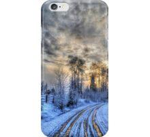 Cariboo Sunrise II iPhone Case/Skin