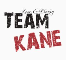 Team Kane - TEE by Rachel  Higginson
