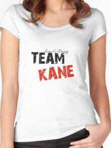 Team Kane - TEE Women's Fitted Scoop T-Shirt