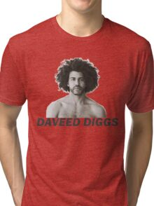 Daveed Diggs Tri-blend T-Shirt